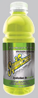 SQW 030538LL 20 oz Ready-T-Drink Wide Mouth Beverage Lemon-Lime