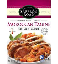 Saffron Road Moroccan Tagine Simmer Sauce 7 Oz -Pack of 8