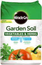 Scotts Organic Group 73759430 1.5 cu. ft. Vegetables & Herbs Garden Soil