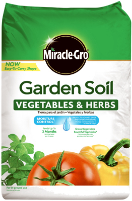 Scotts Organic Group 73759430 1.5 cu. ft. Vegetables & Herbs Garden Soil