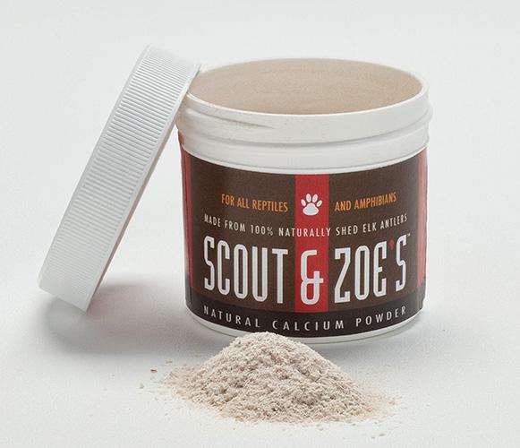 Scout & Zoes 9033 Ultra Fine Calcium Powder