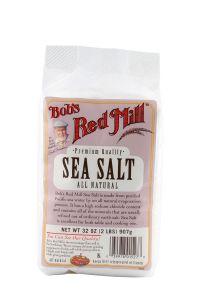Sea Salt -Pack of 4