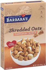 Shredded Oats Cinnamon Crunch - -Pack of 6