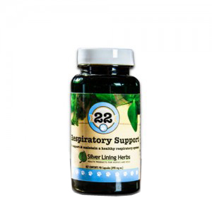 Silver Lining Herbs k22c Respiratory Support 22 Resiratory Support
