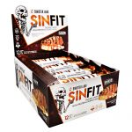 Sinister Labs 9480020 Sinfit Bar Peanut Butter Crunch - 12 Per Box