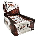 Sinister Labs 9480023 Sinfit Bar Chocolate Crunch - 12 Per Box