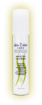 Skin 2 Skin Care White Tea Face Wash