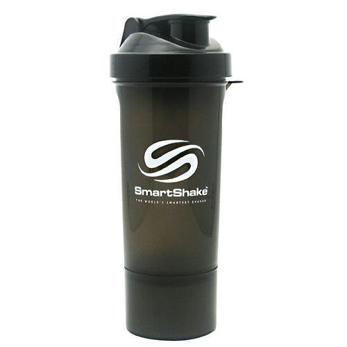Smart Shake 6020018 Slim Shaker Cup Gunsmoke