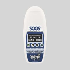 Soos Pets SP09002 Natural Dead Sea Deep Hydrating Leave-In Pet Conditioner For Dogs & Cats