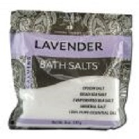 Soothing Touch 2160380 8 oz Lavender Bath Salt