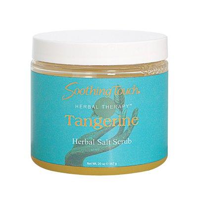 Soothing Touch Salt Scrub - Tangerine - 20 Oz