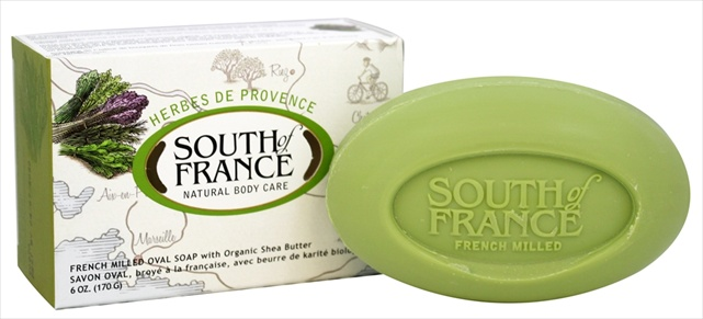 South Of France 6 Ounce Herbs De Provence Bar Soap
