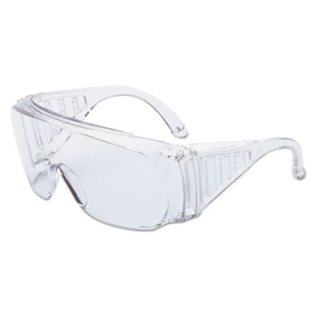 Sperian Protection Americas S0250X Ultra-Spec 2000 Safety Glasses Wraparound Anti-Fog Coating - Clear
