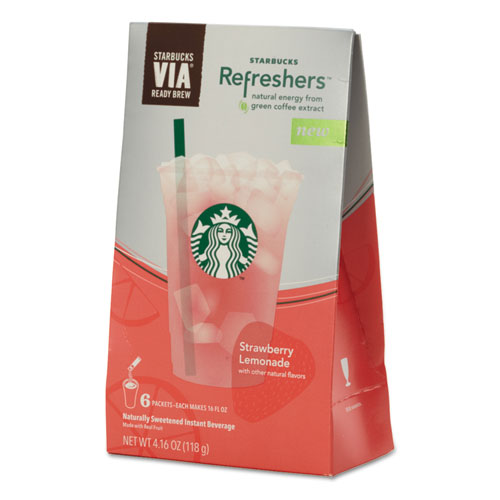 Starbucks Coffee Company 11036799 BEVERAGEREFRSHSTRLEM