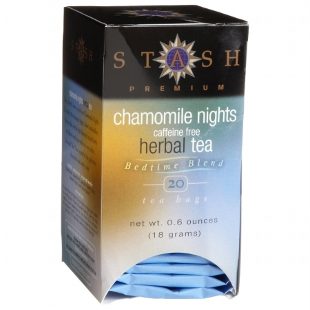 Stash Tea 32392 Herbal Chamomile Night Tea