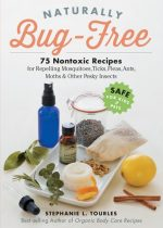 Storey Naturally Bug Free Book