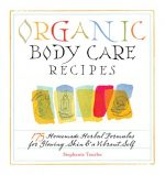 Storey Organic Body Care Recipes Book