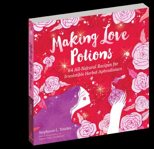 Storey Publishing 622572 Making Love Potions