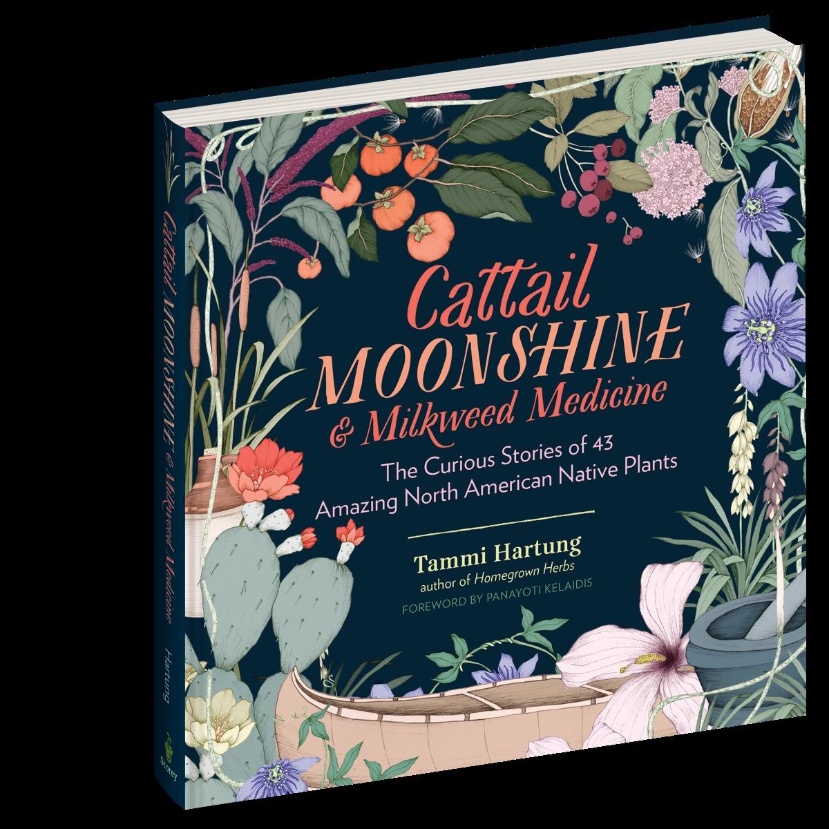 Storey Publishing 622660 Cattail Moonshine