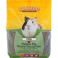 Sunseed 079785 Vita Sunscription Timothy Guinea Pig