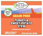 Sunshine Mills 00872 13.2 oz. Turkey Dog Food