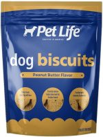 Sunshine Mills SM01003 4 lbs Pet Life Biscuits W & Peanut Butter & Molasses