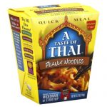 TASTE OF THAI NOODLE QCK MEAL PEANUT-5.25 OZ -Pack of 6
