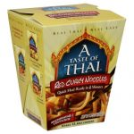 TASTE OF THAI NOODLE QCK MEAL RED CURRY-5.75 OZ -Pack of 6