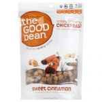 THE GOOD BEAN CHICKPEA SNK SWT CNNMN-6 OZ -Pack of 6
