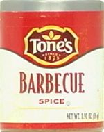 TONES BARBECUE-0.9 OZ -Pack of 6