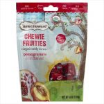 TORIE & HOWARD FRT CHW PMGRT & NCTRN ORG-4 OZ -Pack of 6