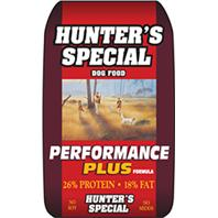 TRIUMPH PET INDUSTRIES; 10130 Hunters Special Performance Plus Dog Food