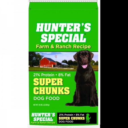 TRIUMPH PET INDUSTRIES; 10182 Hunters Special Super Chunk Dog Food