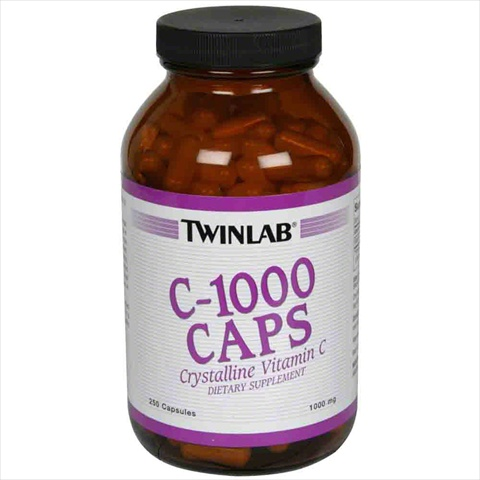 TWINLAB C-1000-250 CP -Pack of 1