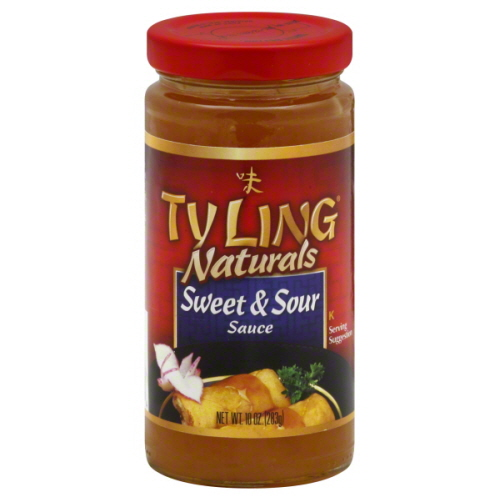 TY LING SAUCE SWEET & SOUR-10 OZ -Pack of 6