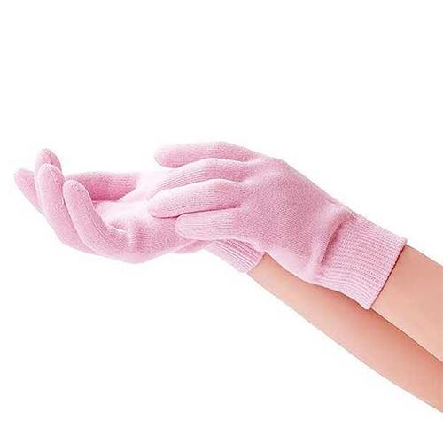 Tagco USA EF-SGG-0164 Moisturizing Spa Gel Gloves Black