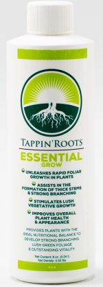 Tappin Roots TRGR8oz 8 oz Essential Grow