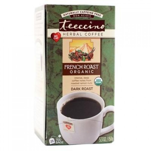 Teeccino 0447789 Tee-Bag Og2 F-Roast Herb- 10 Bag