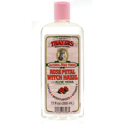 Thayers 40071 Rose Witch Hazel Alcohol Free