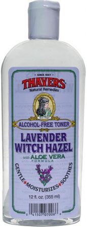 Thayers 41722 Lavender Aloe Witch Hazel Toner