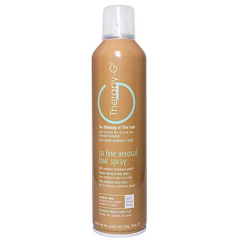 Therapy-G So Fine Aerosol Hairspray 335ml 10oz