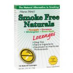 Three Lollies ECW1533280 Smoke Free Natural Lozenges 12 Count