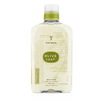 Thymes 187785 Olive Leaf Body Wash 270 ml-9.25 oz