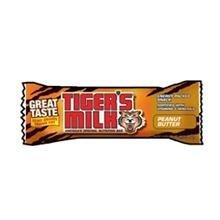 Tigers Milk 0728808 Peanut Butter Crunch Bar 1.23 oz - Case of 24