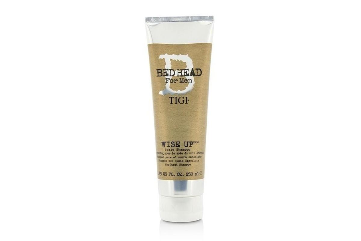 Tigi 205236 250 ml Bed Head B for Men Wise Up Scalp Shampoo