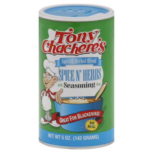 Tony Chacheres Seasoning Spice &Amp; Herb-5 Oz -Pack Of 6
