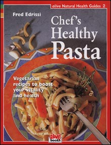 Tribest GPBFE02 Chefs Healthy Pasta - Book By Fred Edrissi