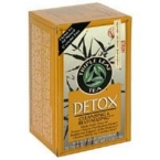 Triple Leaf Tea 29227-3pack Triple Leaf Tea Detox Tea - 3x20 bag