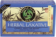 Triple Leaf Tea 29228 Herbal Laxative Tea