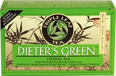 Triple Leaf Tea 29240 Dieters Green Tea